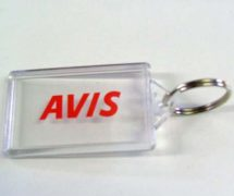 Keyrings Various (branding outsourced)