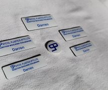 Name Badges – branding outsourced