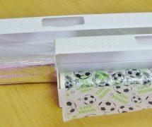 Smart dispenser – tin foil, wax paper